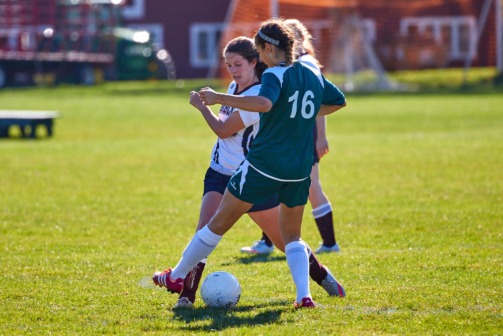 Girls Varsity Soccer vs. Putney School -  October 5, 2016  - 47503 - 000332.jpg