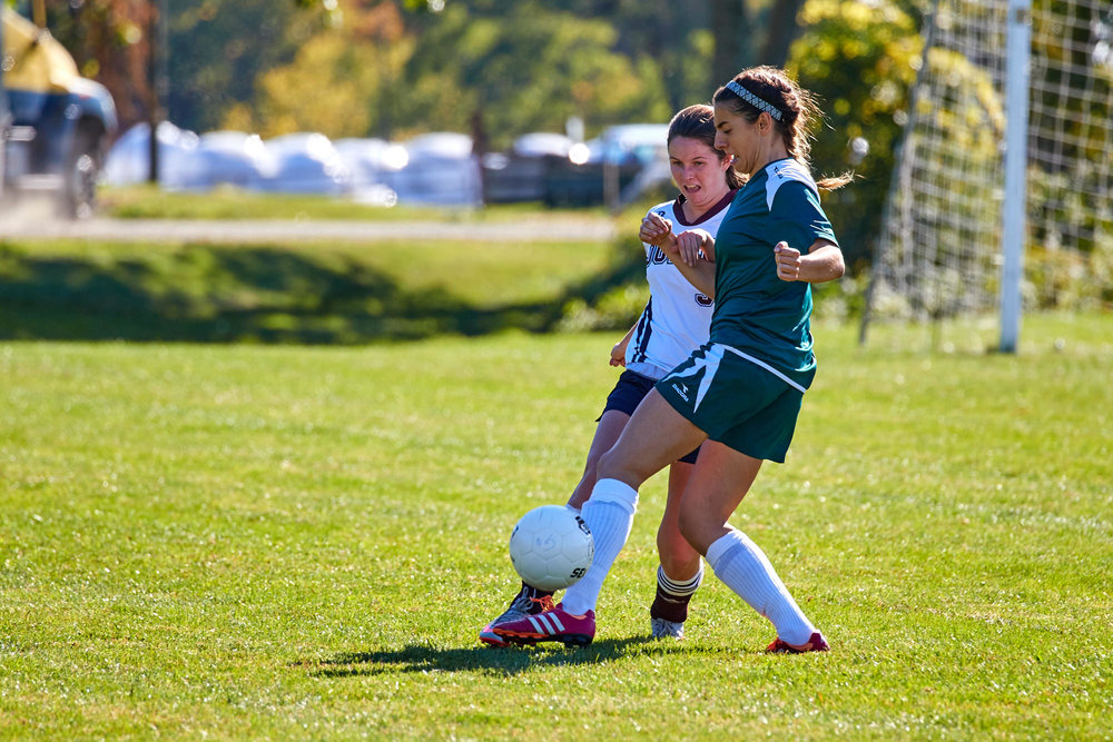 Girls Varsity Soccer vs. Putney School -  October 5, 2016  - 47517 - 000333.jpg