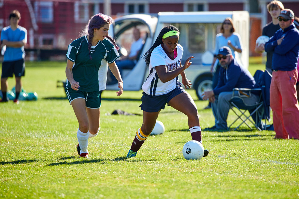 Girls Varsity Soccer vs. Putney School -  October 5, 2016  - 47761 - 000351.jpg