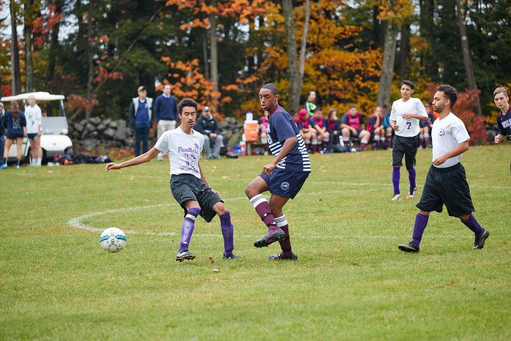 Boys Varsity Soccer vs. Paulo Freire Social Justice Charter School - October 21, 2016   - 52220.jpg