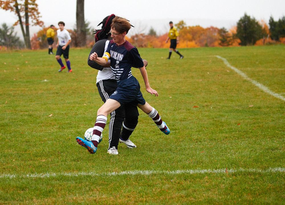 Boys Varsity Soccer vs. Paulo Freire Social Justice Charter School - October 21, 2016   - 52269.jpg