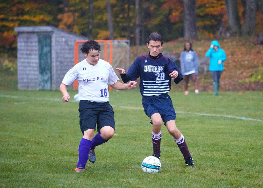 Boys Varsity Soccer vs. Paulo Freire Social Justice Charter School - October 21, 2016   - 52325.jpg