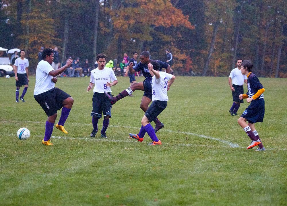 Boys Varsity Soccer vs. Paulo Freire Social Justice Charter School - October 21, 2016   - 52351.jpg