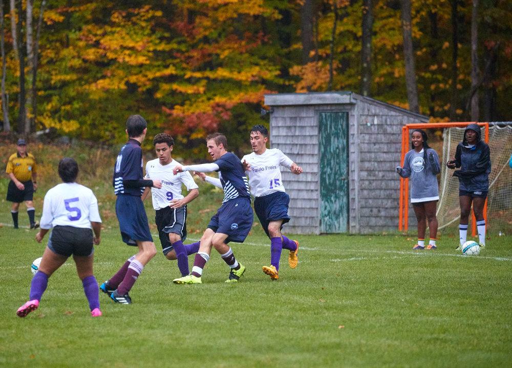 Boys Varsity Soccer vs. Paulo Freire Social Justice Charter School - October 21, 2016   - 52384.jpg