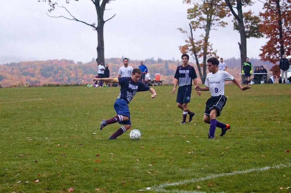 Boys Varsity Soccer vs. Paulo Freire Social Justice Charter School - October 21, 2016   - 52606.jpg