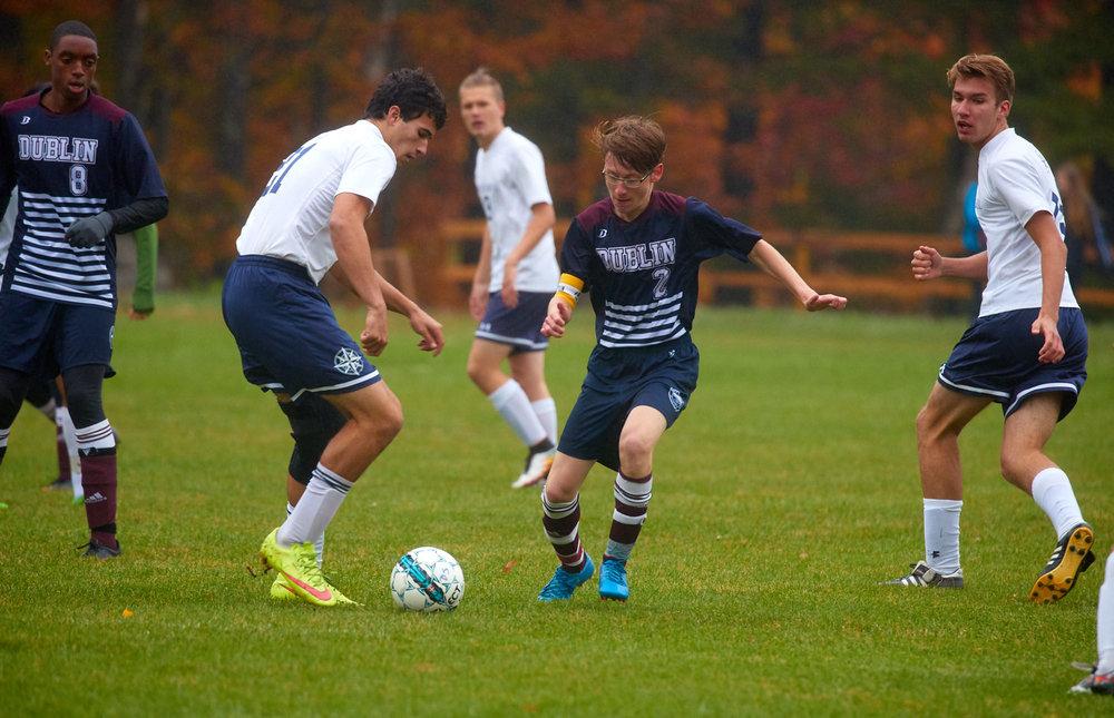 Boys Varsity Soccer vs. Rocky Hill School - October 22, 2016   - 52624.jpg
