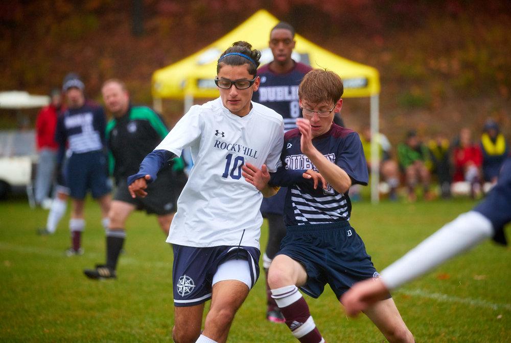 Boys Varsity Soccer vs. Rocky Hill School - October 22, 2016   - 52646.jpg