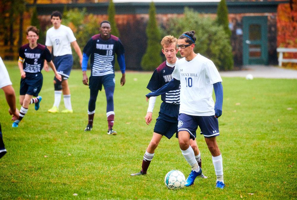 Boys Varsity Soccer vs. Rocky Hill School - October 22, 2016   - 52664.jpg