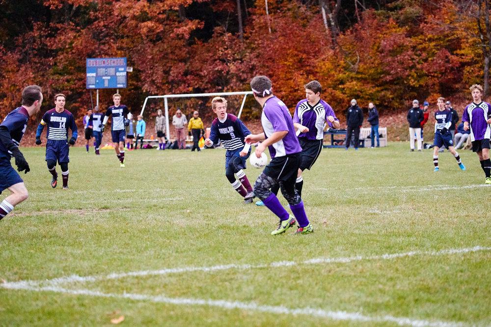 Boys Varsity Soccer vs. Pioneer Valley Performing Arts -  October 27, 2016 4.jpg