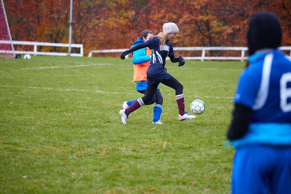 Girls Varsity Soccer vs. Four Rivers Charter Public School - October 28, 2016   - 54097.jpg