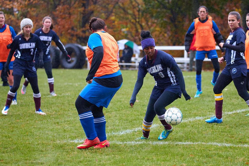Girls Varsity Soccer vs. Four Rivers Charter Public School - October 28, 2016   - 54124.jpg