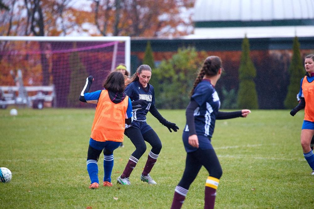 Girls Varsity Soccer vs. Four Rivers Charter Public School - October 28, 2016   - 54138.jpg