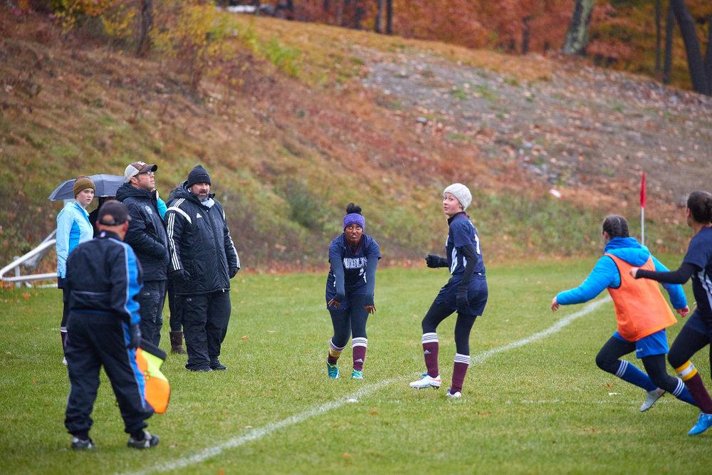 Girls Varsity Soccer vs. Four Rivers Charter Public School - October 28, 2016   - 54140.jpg