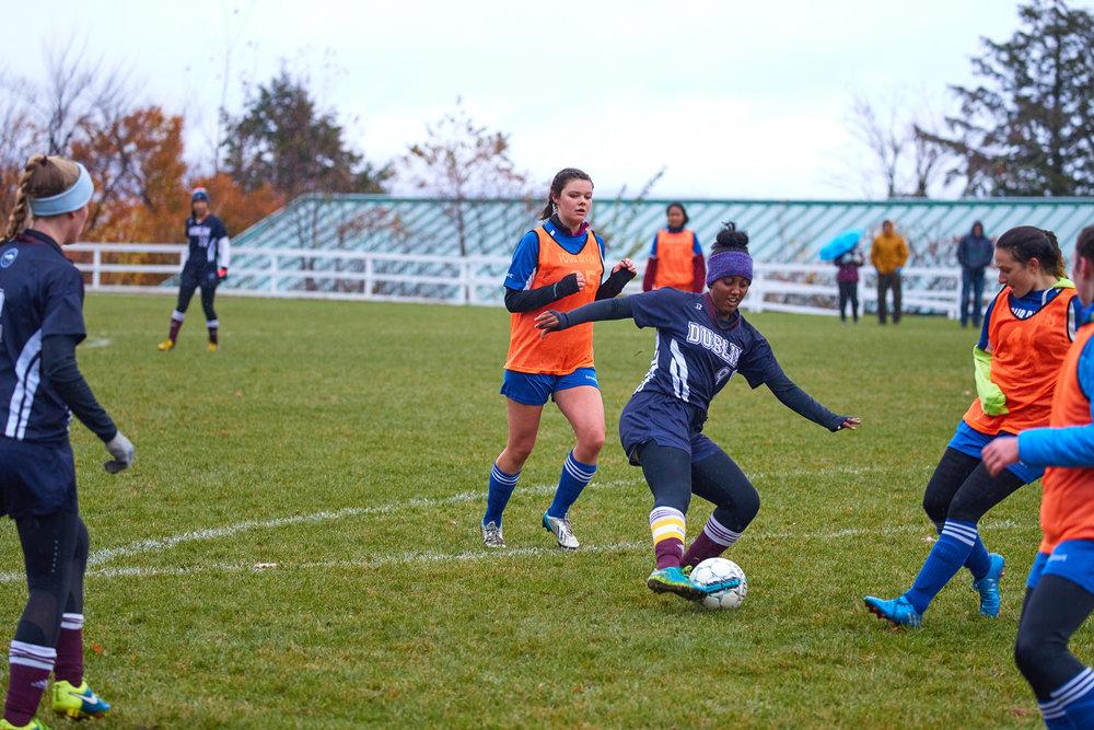 Girls Varsity Soccer vs. Four Rivers Charter Public School - October 28, 2016   - 54299.jpg