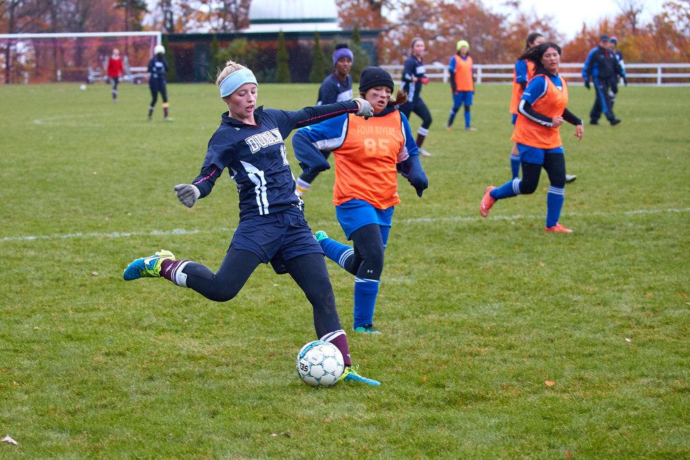 Girls Varsity Soccer vs. Four Rivers Charter Public School - October 28, 2016   - 54352.jpg