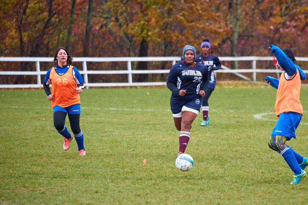 Girls Varsity Soccer vs. Four Rivers Charter Public School - October 28, 2016   - 54456.jpg