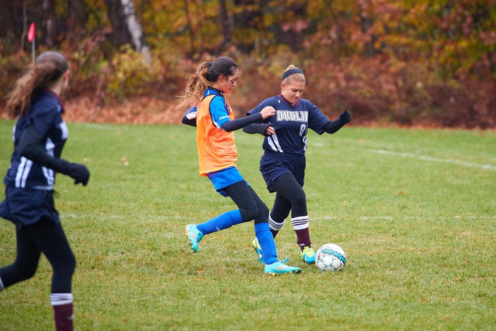Girls Varsity Soccer vs. Four Rivers Charter Public School - October 28, 2016   - 54461.jpg