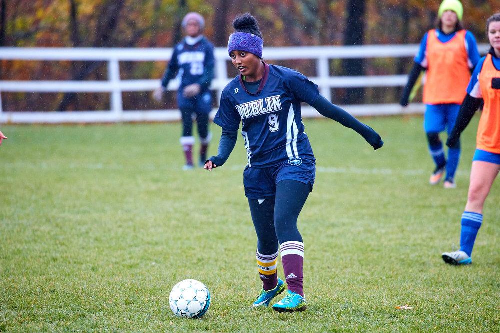 Girls Varsity Soccer vs. Four Rivers Charter Public School - October 28, 2016   - 54493.jpg