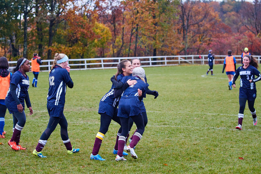 Girls Varsity Soccer vs. Four Rivers Charter Public School - October 28, 2016   - 54685.jpg