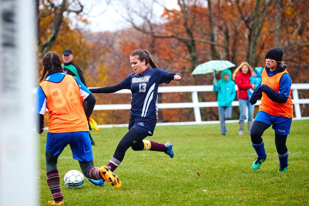 Girls Varsity Soccer vs. Four Rivers Charter Public School - October 28, 2016   - 54719.jpg