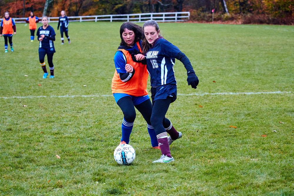 Girls Varsity Soccer vs. Four Rivers Charter Public School - October 28, 2016   - 54758.jpg