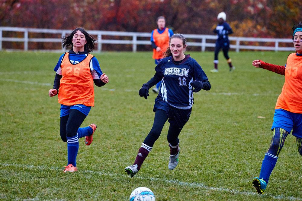 Girls Varsity Soccer vs. Four Rivers Charter Public School - October 28, 2016   - 54740.jpg