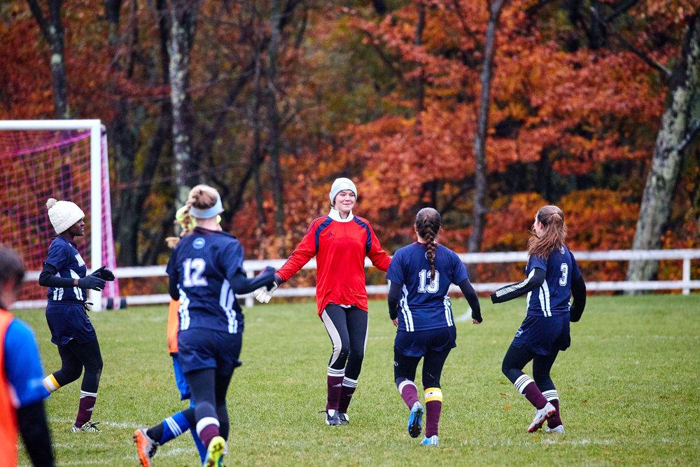 Girls Varsity Soccer vs. Four Rivers Charter Public School - October 28, 2016   - 54775.jpg