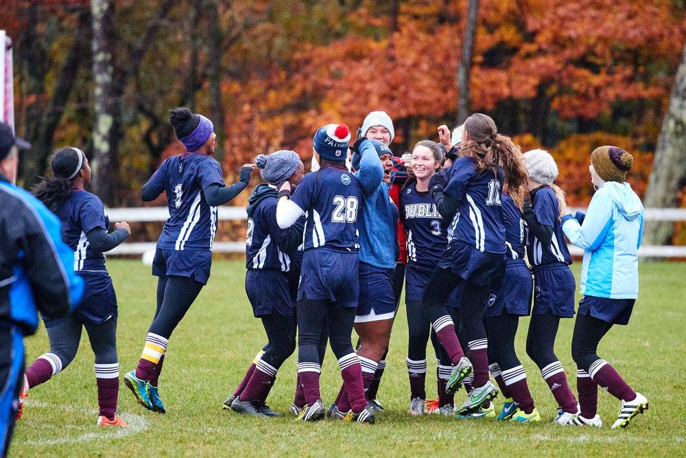 Girls Varsity Soccer vs. Four Rivers Charter Public School - October 28, 2016   - 54789.jpg