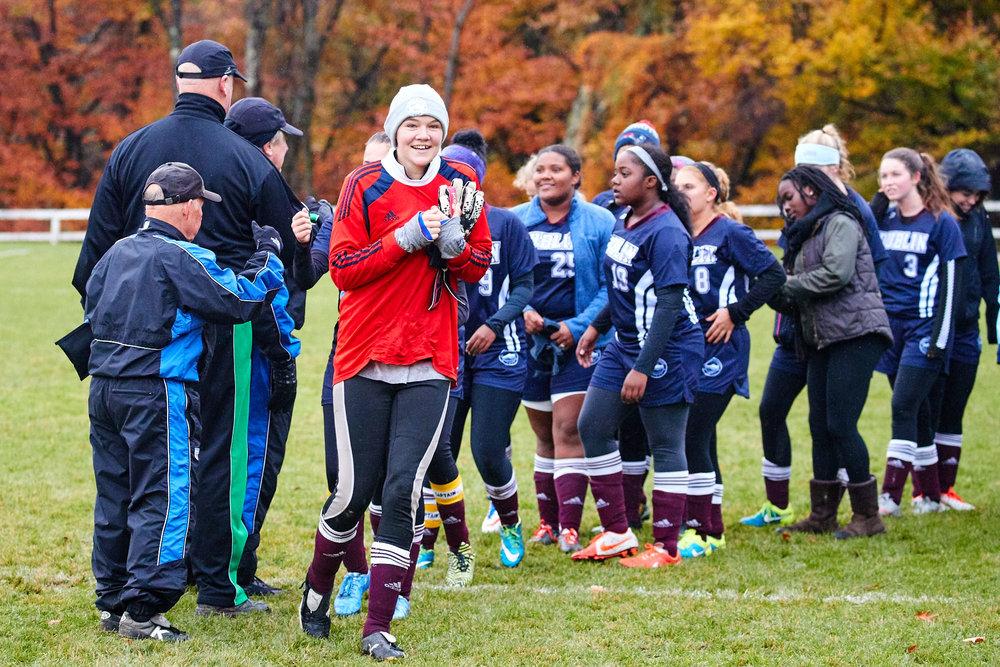 Girls Varsity Soccer vs. Four Rivers Charter Public School - October 28, 2016   - 54790.jpg