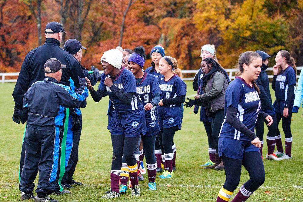 Girls Varsity Soccer vs. Four Rivers Charter Public School - October 28, 2016   - 54797.jpg