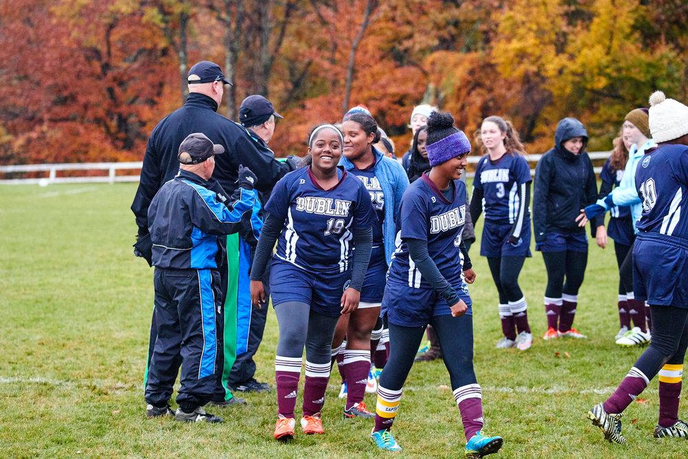 Girls Varsity Soccer vs. Four Rivers Charter Public School - October 28, 2016   - 54806.jpg