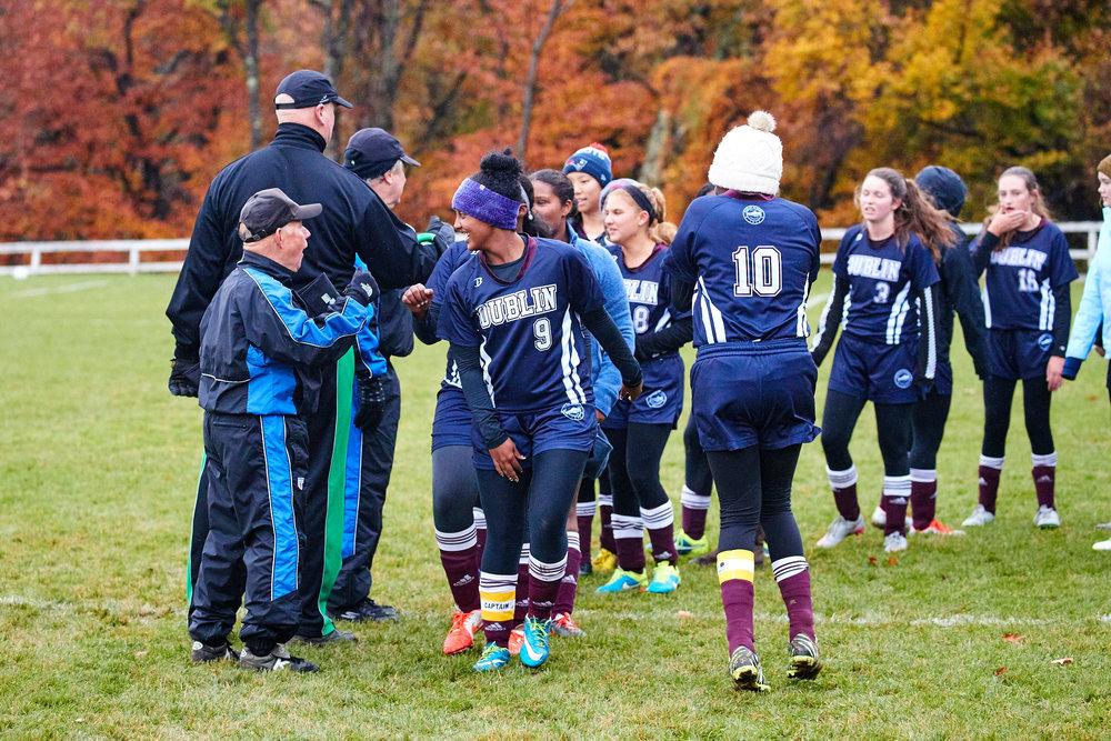 Girls Varsity Soccer vs. Four Rivers Charter Public School - October 28, 2016   - 54802.jpg