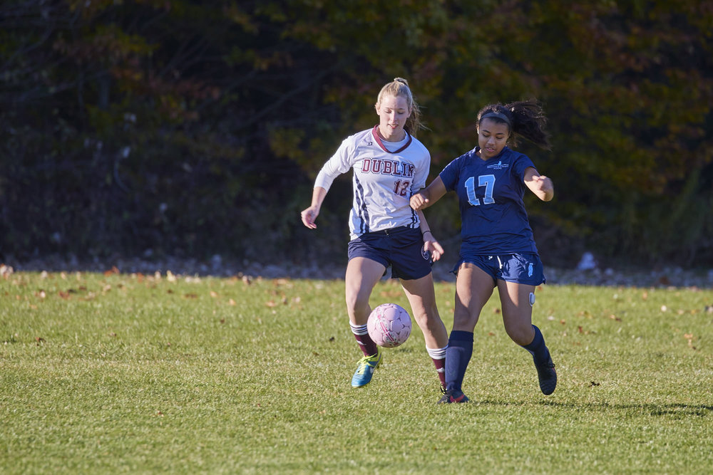 Girls Varsity Soccer vs. Stoneleigh Burnham School - October 31, 2016  - 028.jpg