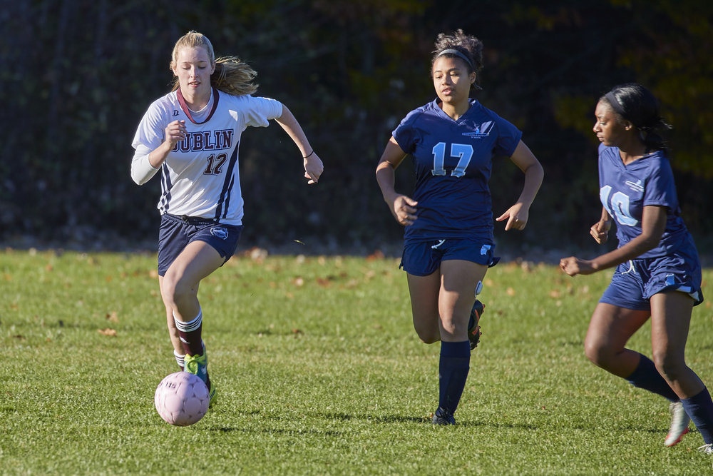 Girls Varsity Soccer vs. Stoneleigh Burnham School - October 31, 2016  - 029.jpg