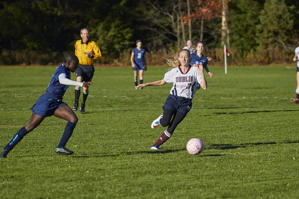Girls Varsity Soccer vs. Stoneleigh Burnham School - October 31, 2016  - 032.jpg