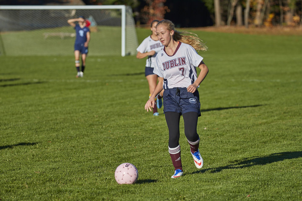 Girls Varsity Soccer vs. Stoneleigh Burnham School - October 31, 2016  - 033.jpg