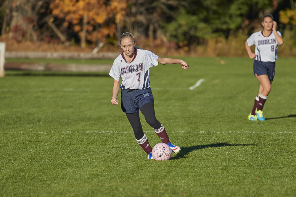 Girls Varsity Soccer vs. Stoneleigh Burnham School - October 31, 2016  - 038.jpg