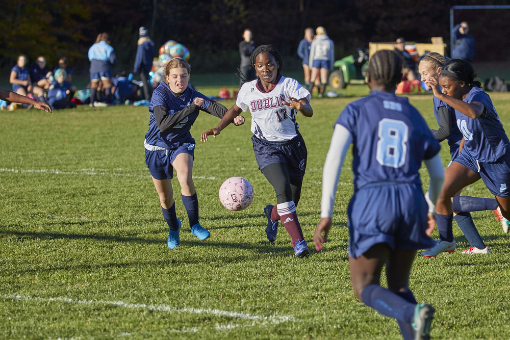 Girls Varsity Soccer vs. Stoneleigh Burnham School - October 31, 2016  - 040.jpg