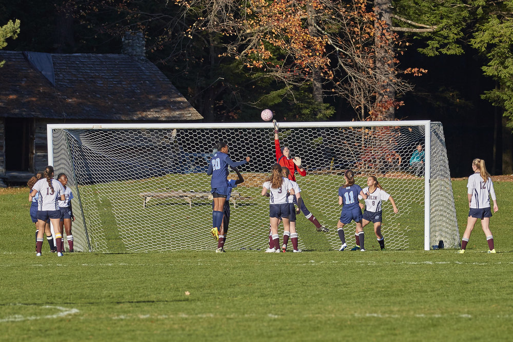 Girls Varsity Soccer vs. Stoneleigh Burnham School - October 31, 2016  - 042.jpg