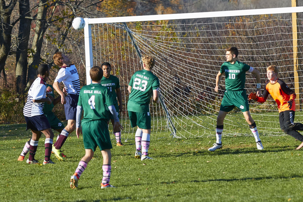 Boys Varsity Soccer vs. Eagle Hill School - October 31, 2016  - 081.jpg