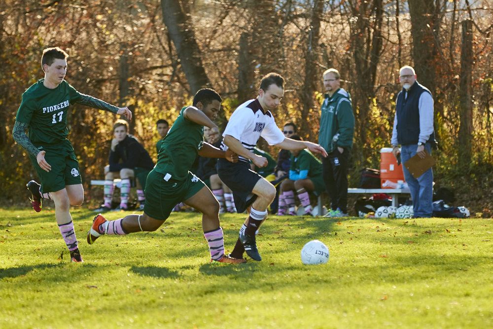 Boys Varsity Soccer vs. Eagle Hill School - October 31, 2016  - 086.jpg