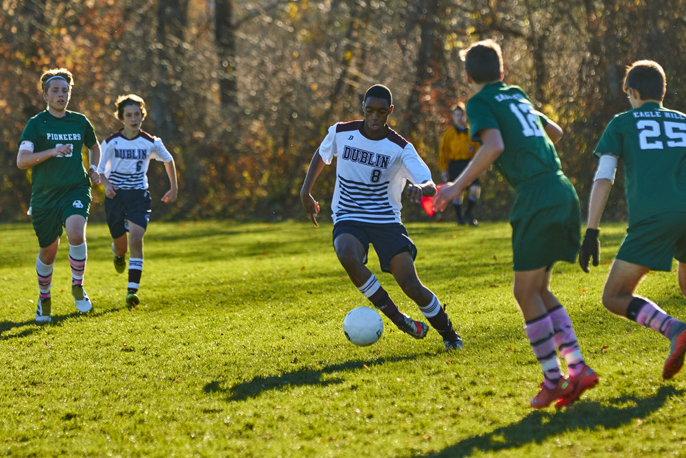 Boys Varsity Soccer vs. Eagle Hill School - October 31, 2016  - 087.jpg