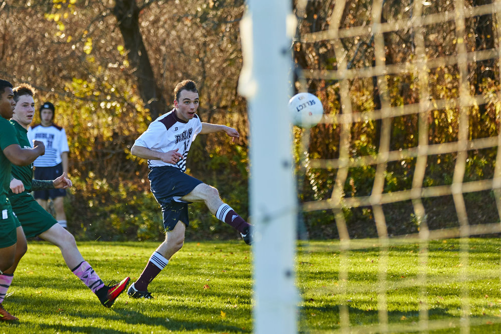 Boys Varsity Soccer vs. Eagle Hill School - October 31, 2016  - 090.jpg