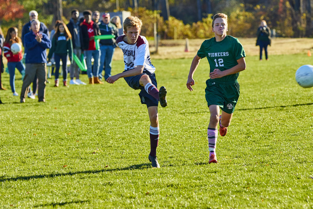Boys Varsity Soccer vs. Eagle Hill School - October 31, 2016  - 091.jpg