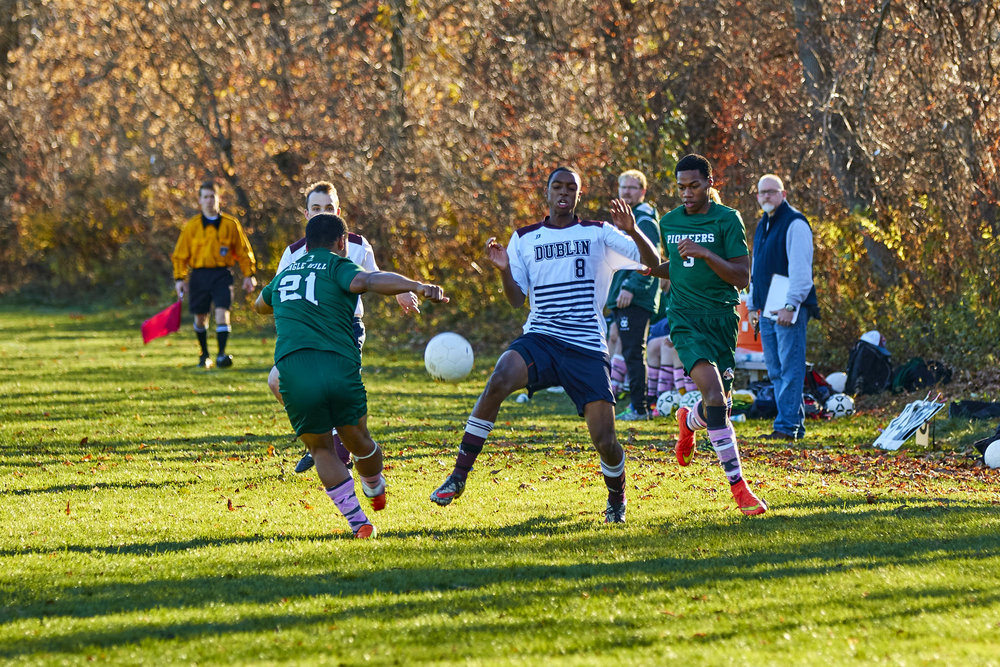 Boys Varsity Soccer vs. Eagle Hill School - October 31, 2016  - 092.jpg