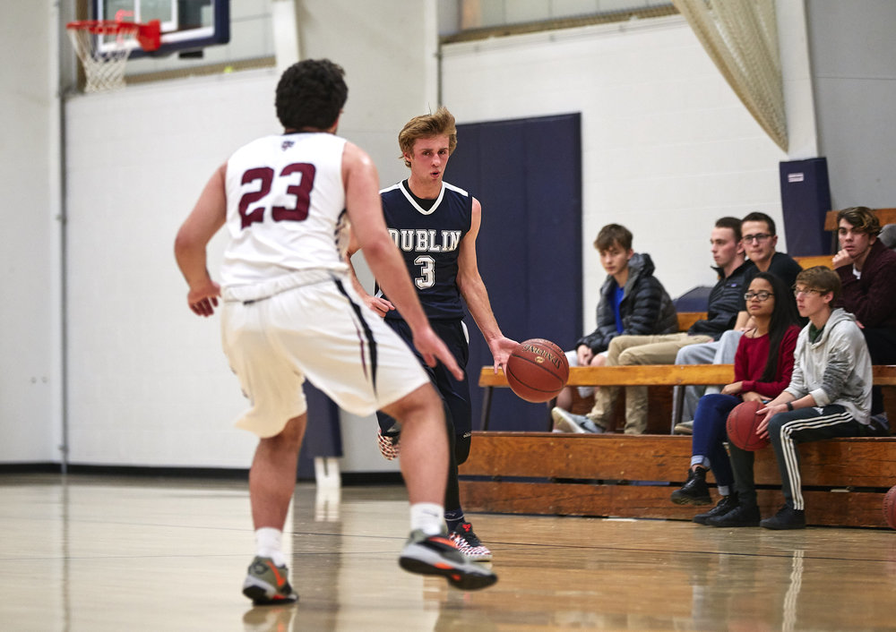 Boys Varsity Basketball vs. Groton School  - 59589.jpg