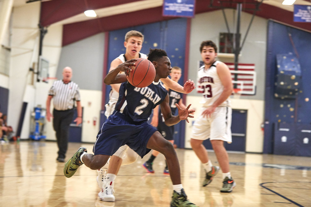 Boys Varsity Basketball vs. Groton School  - 59655.jpg