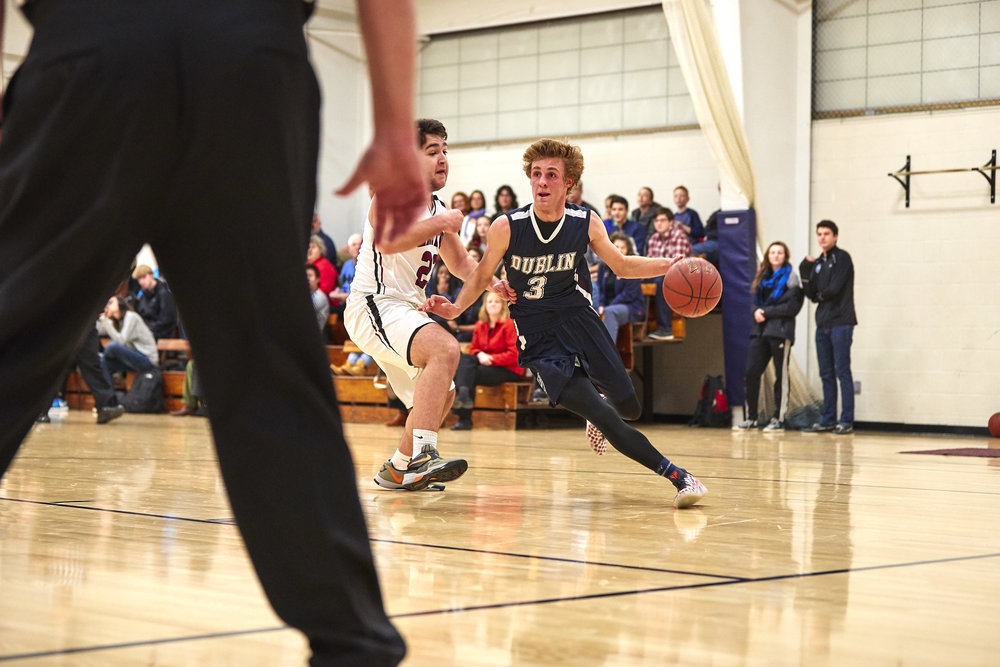 Boys Varsity Basketball vs. Groton School  - 59685.jpg