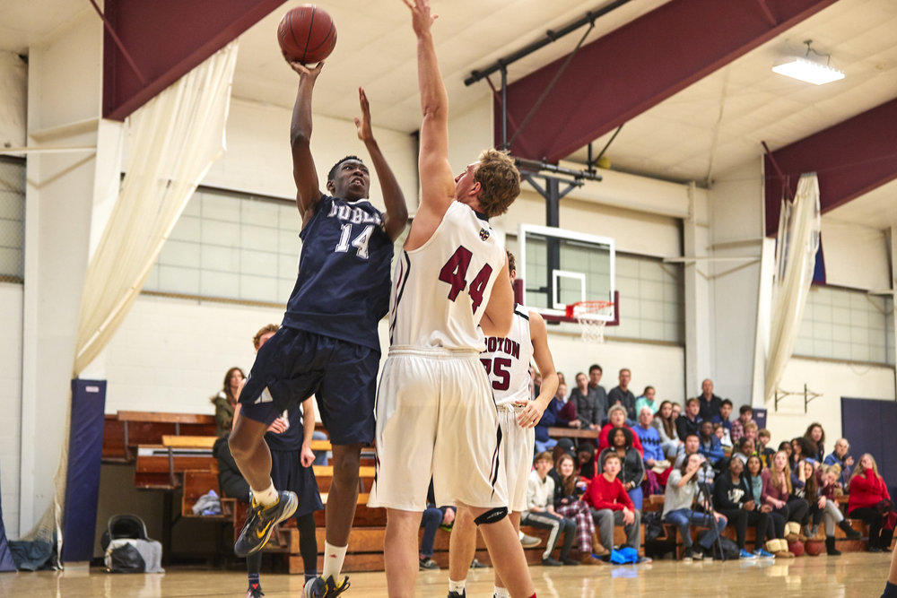 Boys Varsity Basketball vs. Groton School  - 59756.jpg