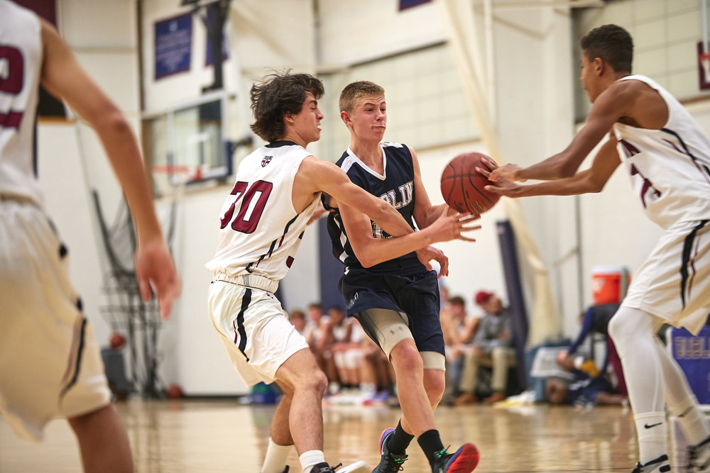 Boys Varsity Basketball vs. Groton School  - 59780.jpg